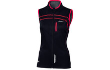 Asics Women's Gore Gilet performance black/diva pink